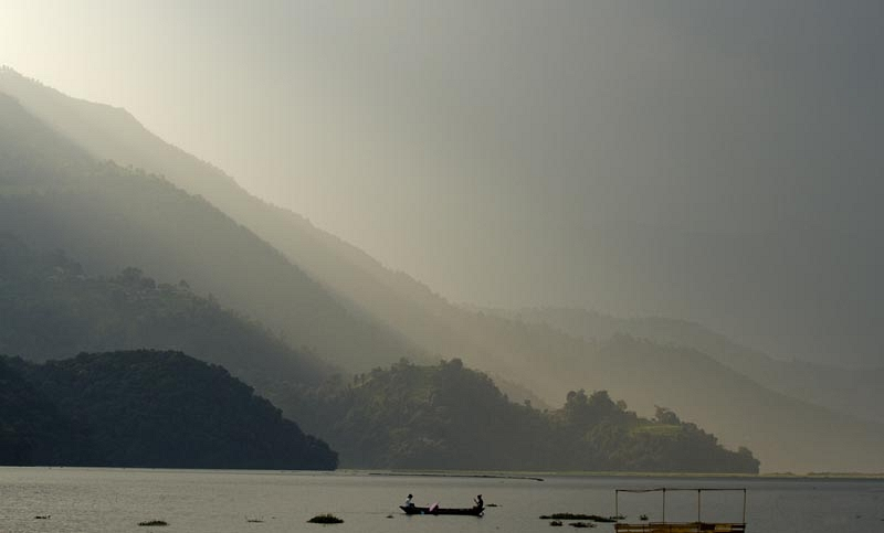 Lake Pokhara