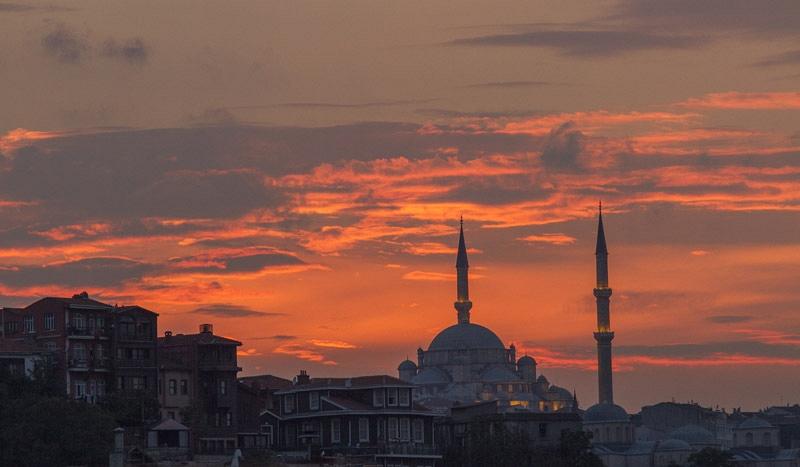 Rüstem Paşa Cami Moskee