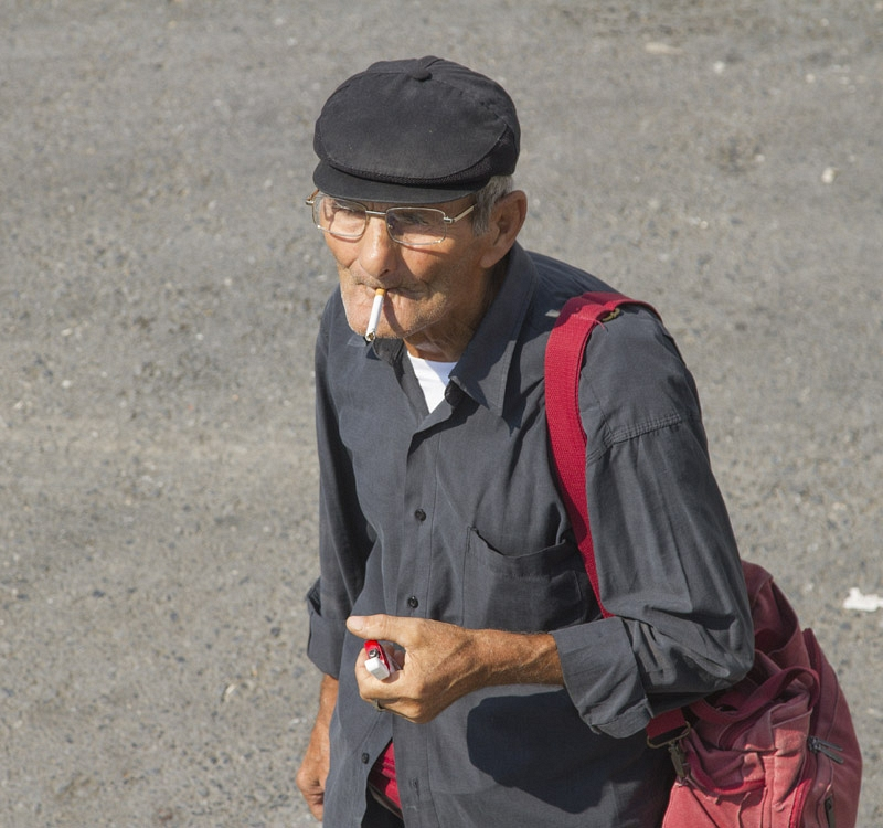 Turkse man