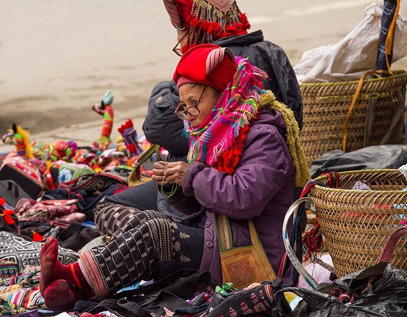 Hmong vrouwen