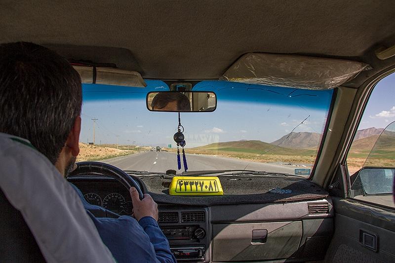 Route Doroud Isfahan