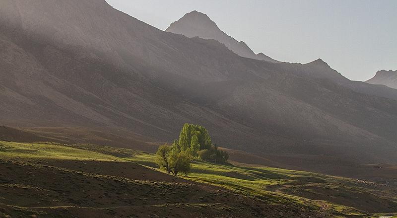 Khoorang en omgeving
