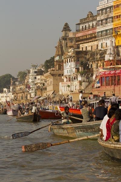 Ganges en Ghats