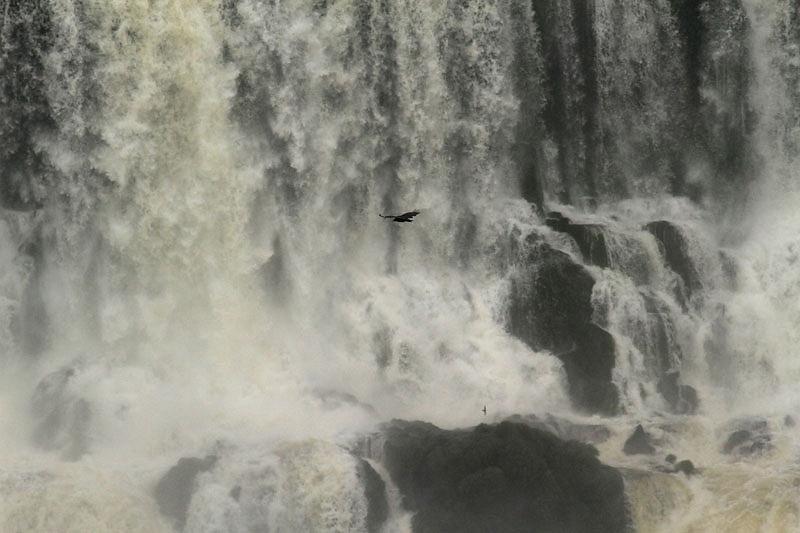 Iguazu watervallen