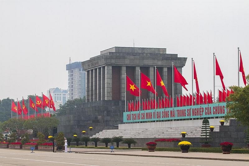 Ho Chi Minmuseum
