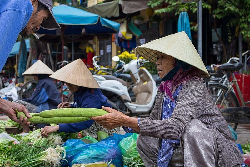 Marktvrouw