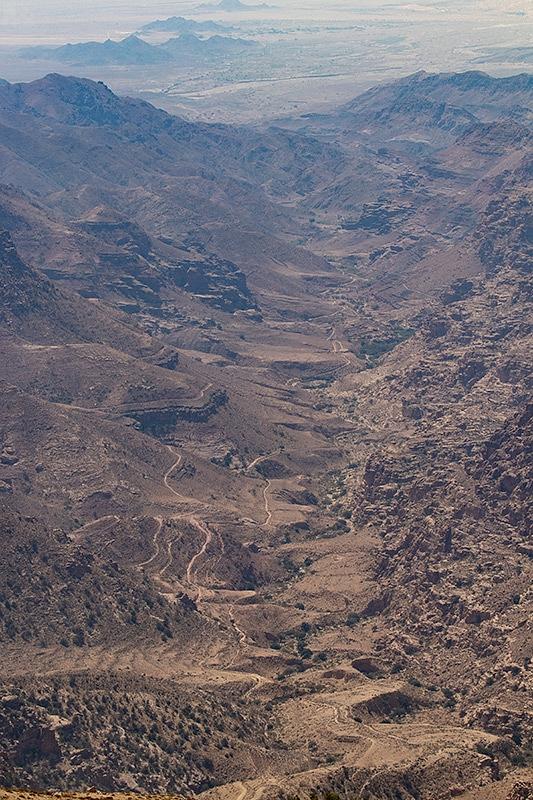 Dana National Park